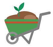 Logo Brouette, éco-reponsable