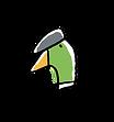 Logo snoopduck traiteur, pays basque