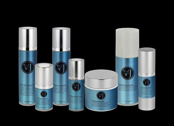 VJ Skin Care Line