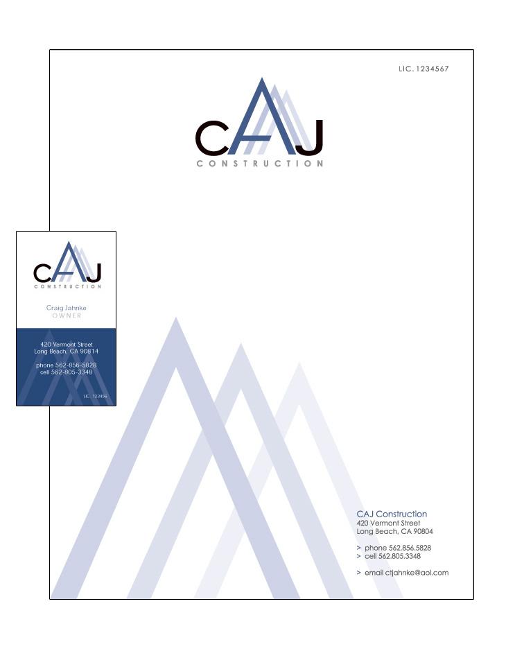 CAJ Construction