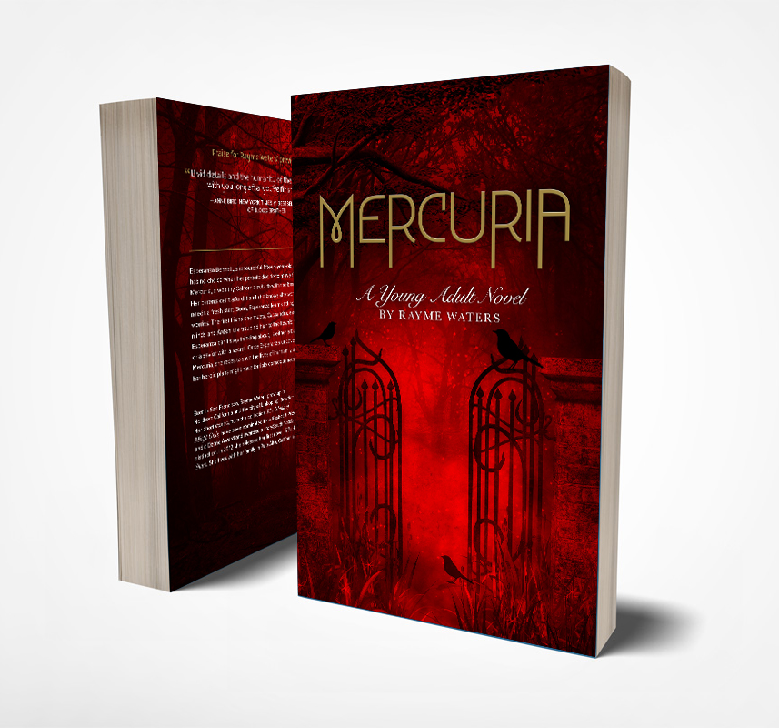 Mercury book cover