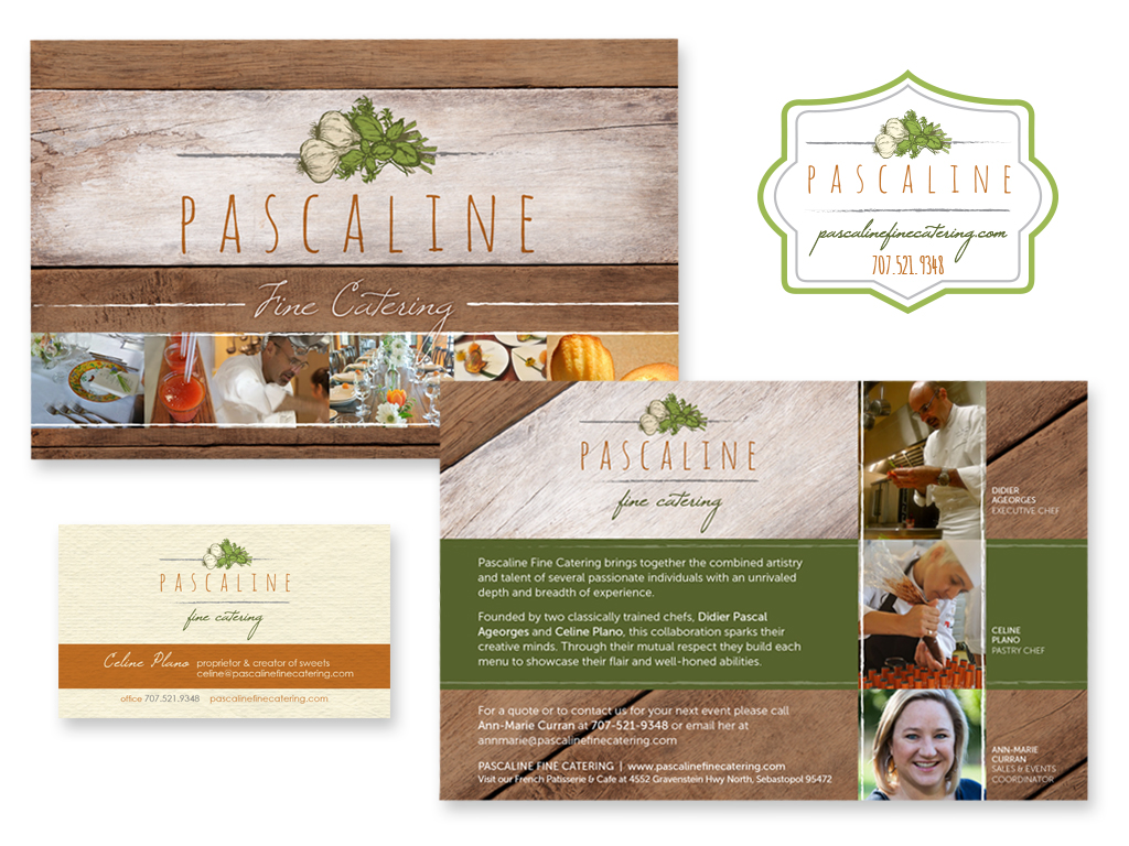 Pascaline postcards