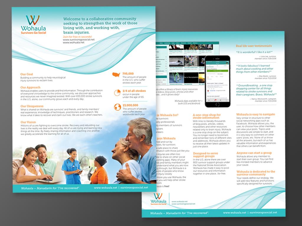 Wohaula product brochures