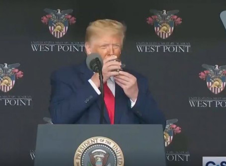 Politico: Why Trump is Right to Worry About That Glass of Water