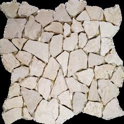 PM-03-โมเสคหินกรวดไวท์โอเชี่ยน