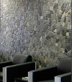 PM-01-โมเสคหินกรวดดาร์กเกรย์