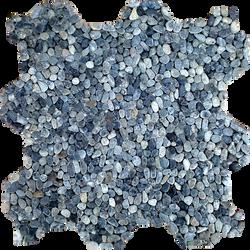 MNP-03-โมเสคหินกรวดแบล็คโอเชี่ยน