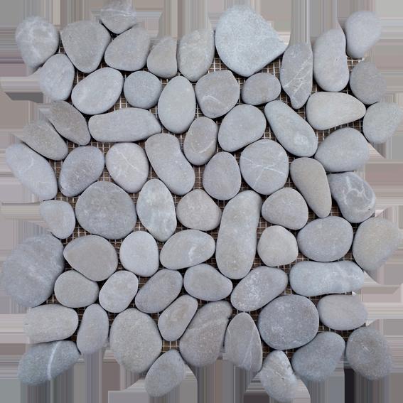 PN-04-โมเสคหินกรวดแทนบราวน์