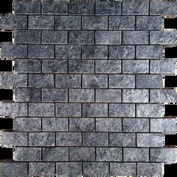 MB-T13 หินดาร์กซิลเวอร์ผิวโม่