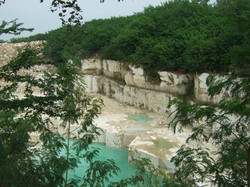 The Quarry of Siam Travertine