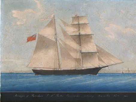 La Mary Celeste : l'équipage disparaît sans laisser de traces