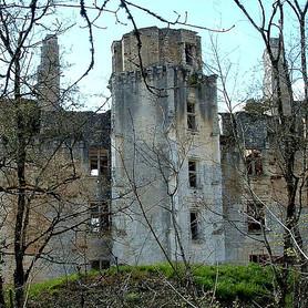 Le château de l'Herm : sa beauté aura rendu fou ses propriétaires.