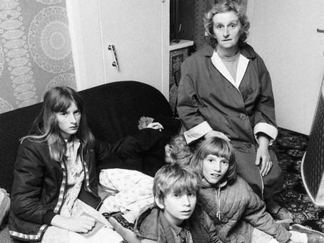 Le cas Enfield : l'histoire de la famille Hodgson