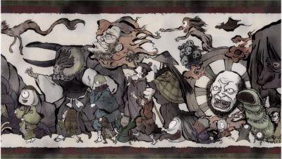 YOKAI, folklore traditionnel japonais de l'horreur