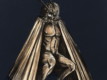Le Mothman : Une créature de malheur