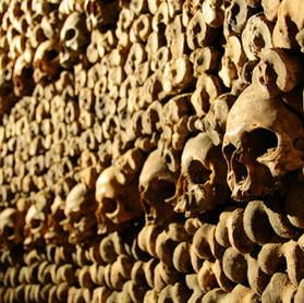 La mystérieuse histoires des Catacombes de Paris