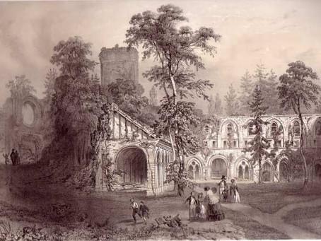 L'histoire de l'Abbaye de Mortemer
