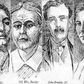 La sanglante famille Bender