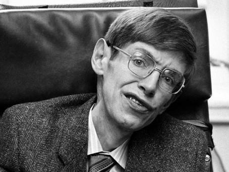 Stephen Hawking et la vulgarisation scientifique