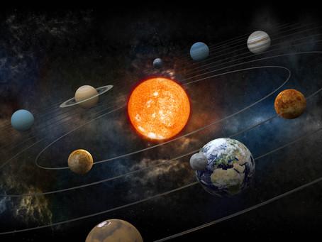 Les planètes du système solaire et leurs caractéristiques