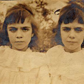 Une étrange histoire de réincarnation : les jumelles Pollock