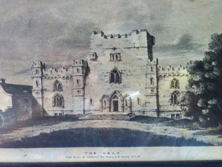 Le château de Leap