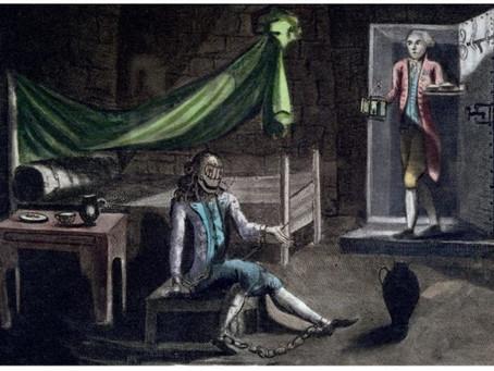 Le masque de fer : de l'affaire des poisons à la Révolution Française