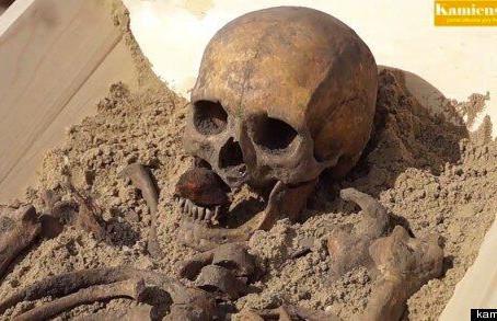 Les vampires en archéologie