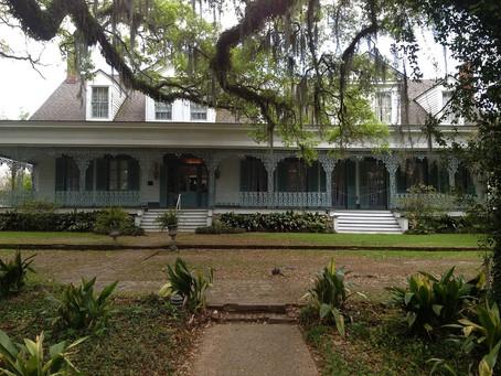 La propriété la plus hantée des Etats-Unis : Myrtles Plantation