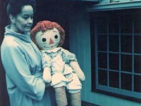 La véritable histoire de la poupée Annabelle