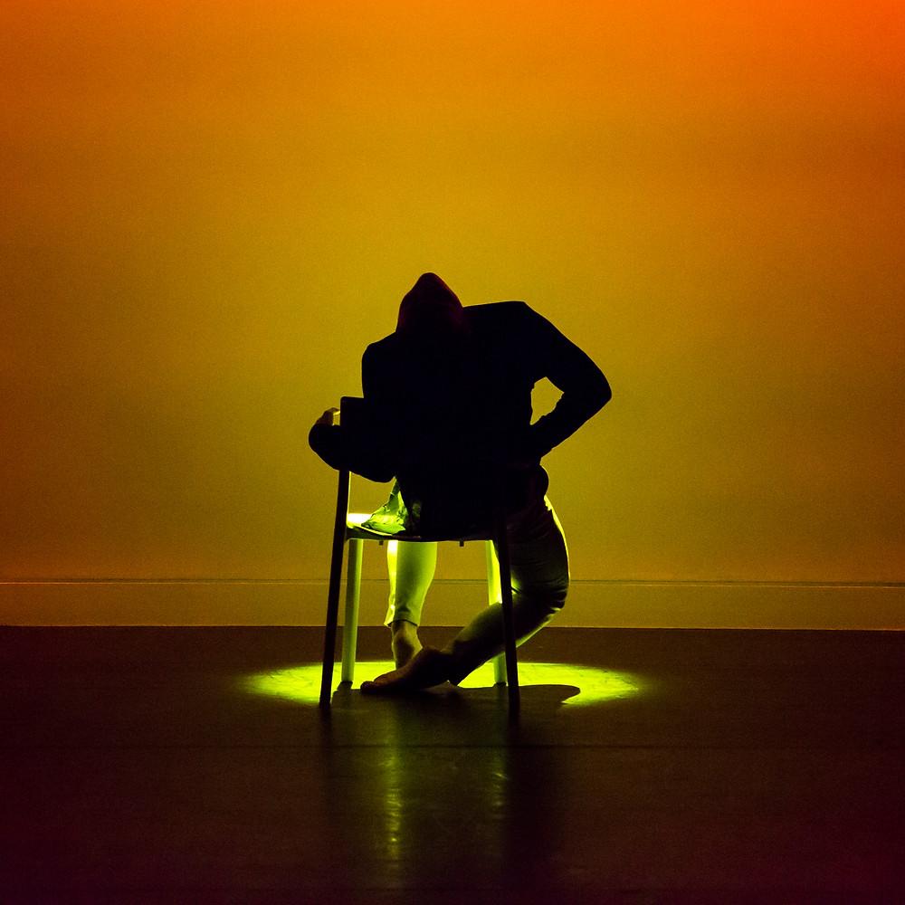 《回聲摺疊》一連十二場演出獲得專業評論及劇場觀眾正面評價。Maria Falconer攝