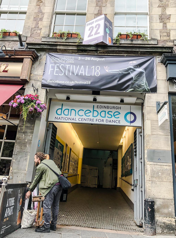 蘇格蘭國家舞蹈中心Dance Base。