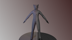 Side by Side Sculpt and Retopology