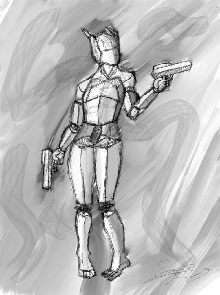 Robotic Shooter