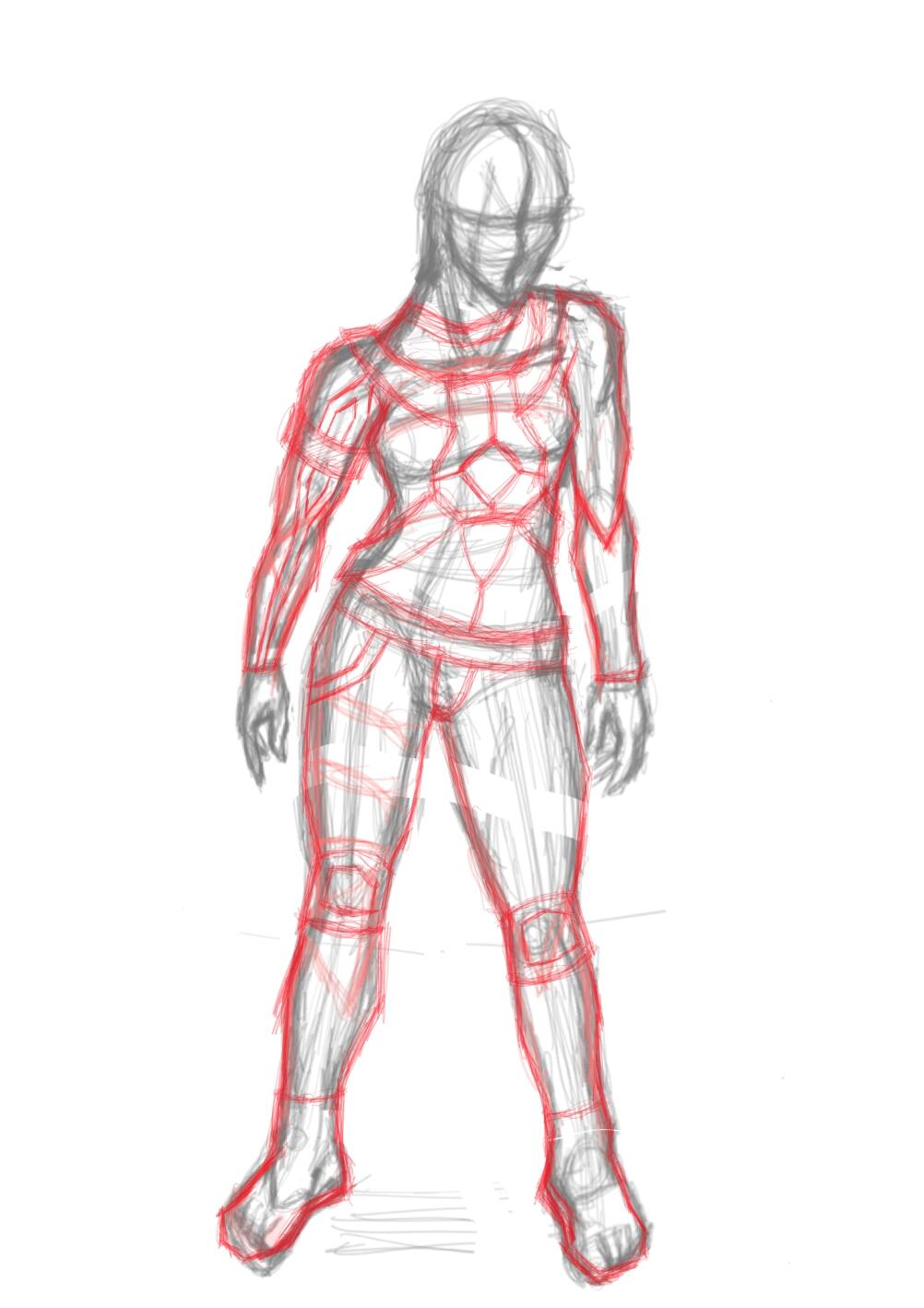 Armour Sketch