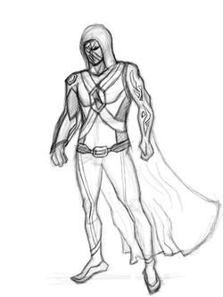 Villain Costume Design