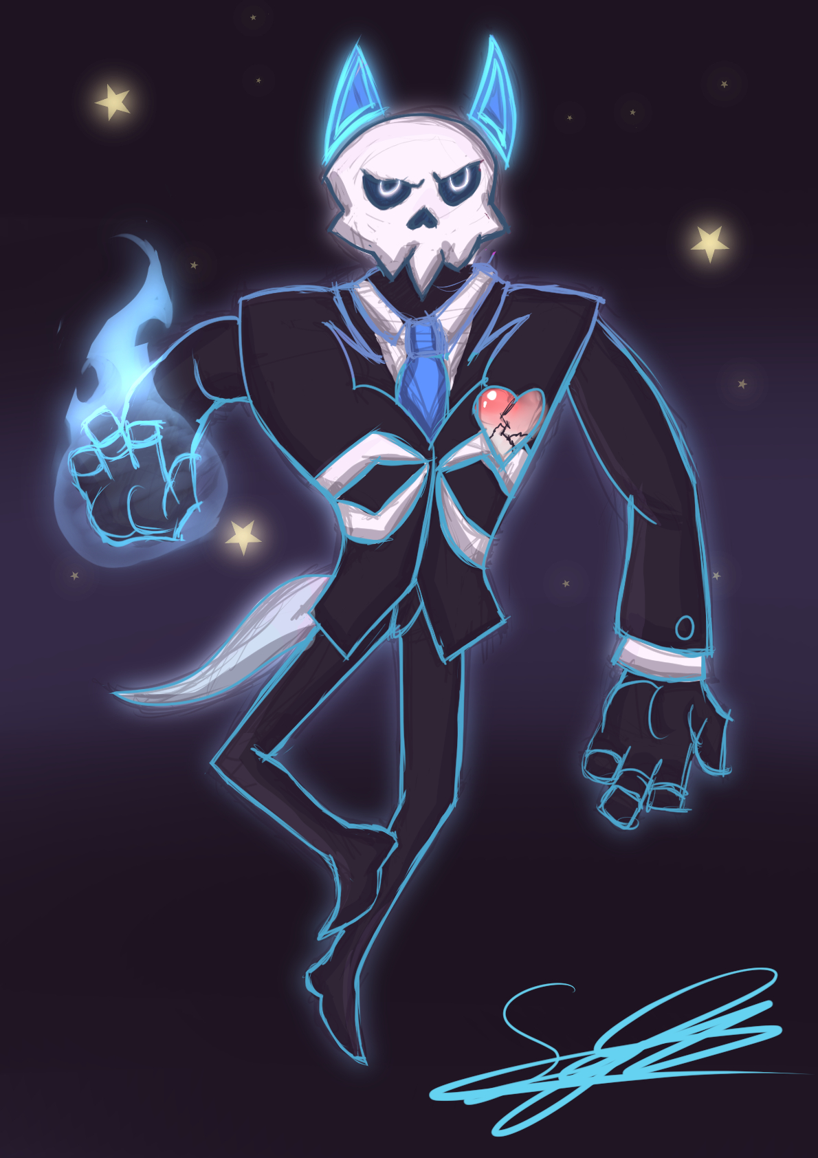Mystery Skulls Ghost Redesign