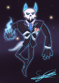 Mystery Skulls Ghost Redesign