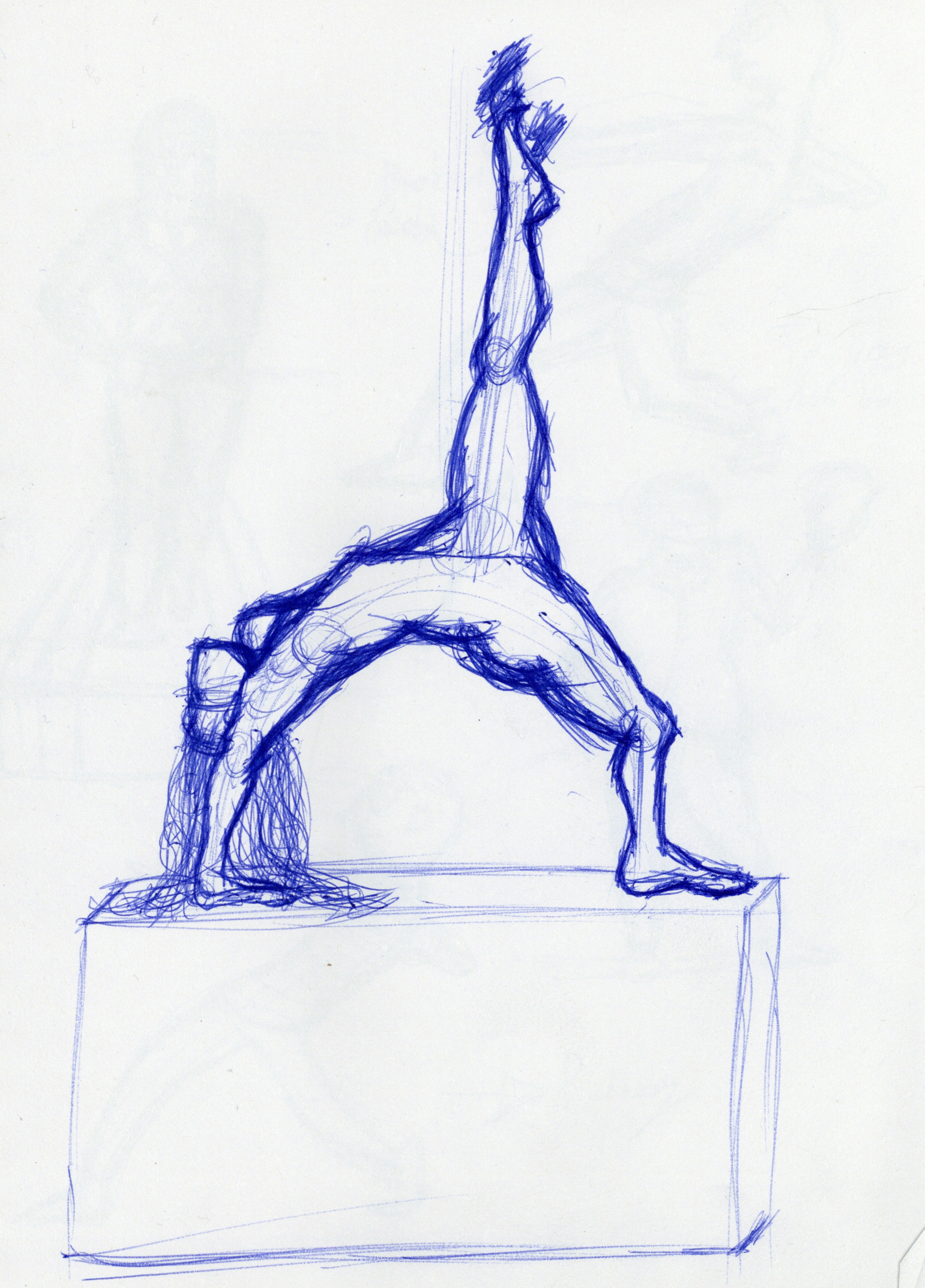Bending Pose Practice