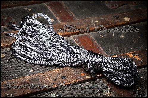 Knothead Nylon 'Silver Graphite'