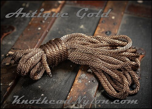 KnotHead Nylon 'Antique Gold' Rope