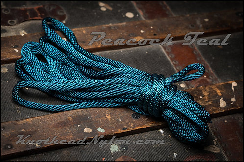 KnotHead Nylon 'Peacock Teal' Rope
