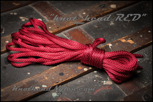 Knothead Nylon 'Red' Rope
