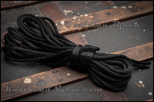 Knothead Nylon 'Obsidian Black'