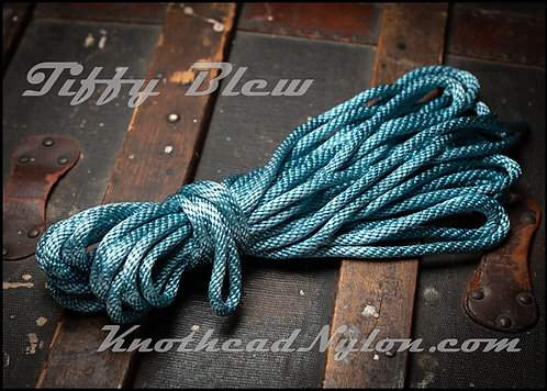 KnotHead Nylon 'Tiffy Blue' Rope