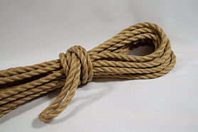 Skorpion Rope Tsuyosi Jute 6mm short_edi
