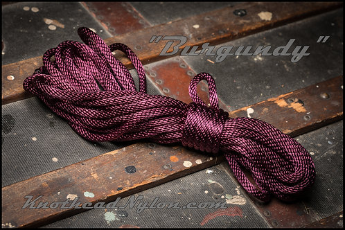 Knothead Nylon 'Burgundy'