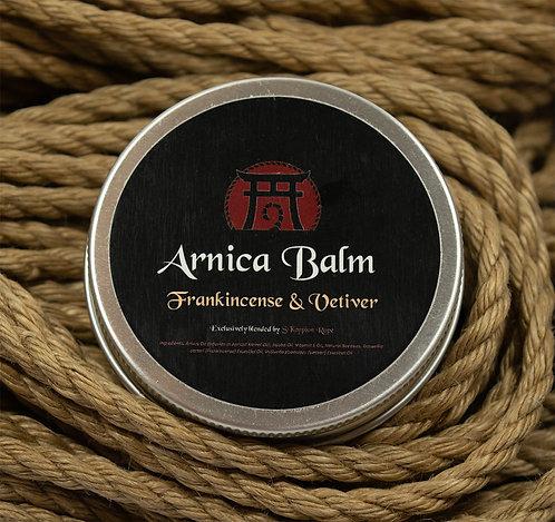 Arnica Balm - Frankincense & Vetiver - 60ml