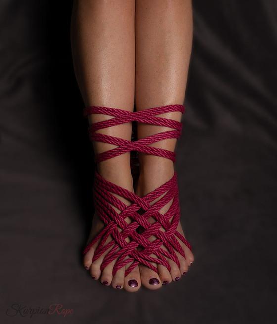 Foot Weave Tutorial