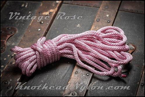 KnotHead Nylon 'Vintage Rose' Rope
